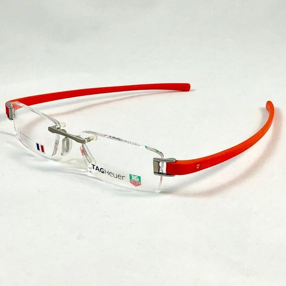 96f4275dbca TAG Heuer Eyeglass Frames. M 5b6b5a1cd365bea36036e258